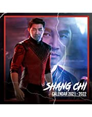 Shang-Chi And The Legend Of The Ten Rings Calendar 2021 - 2022: 16 Month Wall Calendar from September 2021 to December 2022, Daily Weekly & Monthly Yearly Agenda Calendar