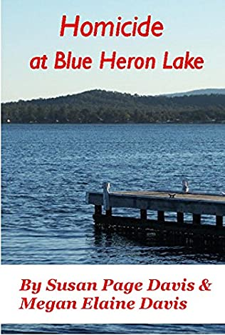 book cover of Homicide At Blue Heron Lake