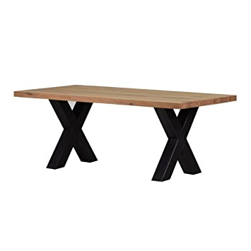 Esstisch Esszimmertisch Tisch Xano 200x100 Cm Industrial Design