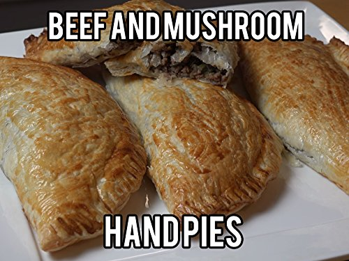 Beef and Mushroom Hand Pies