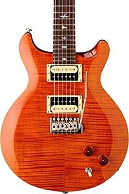 PRS SE Carlos Santana Electric Guitar,