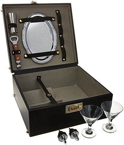 Concession Express Portable Travel Bar, Black