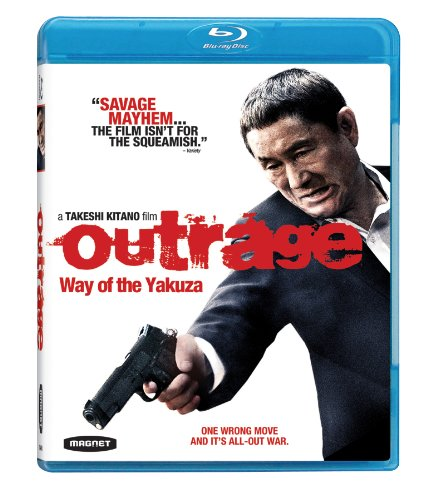 Outrage: Way of the Yakuza [Blu-ray]