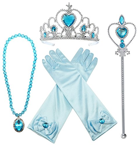 Alead Princess Accessories Gloves Necklace product image
