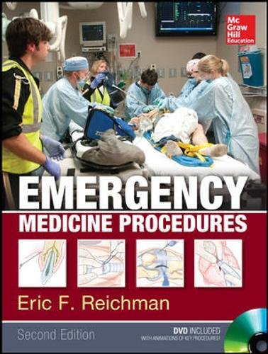 Emergency Medicine Procedures, Second Edition by McGraw-Hill Education / Medical