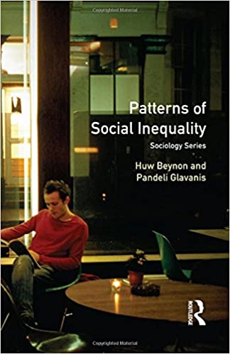patterns of social inequality essays for richard brown longman  patterns of social inequality essays for richard brown longman sociology series 1st edition