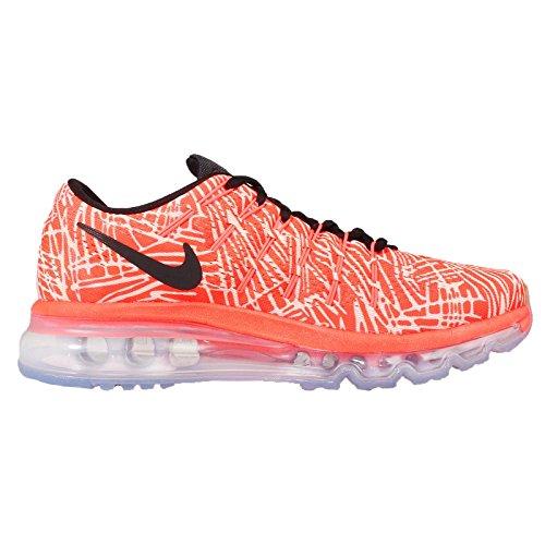 Nike Damen Air Max 2016 Rot orange