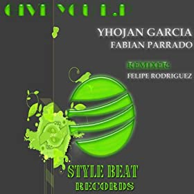 Amazon.com: Give You EP: Yhojan Garcia: MP3 Downloads
