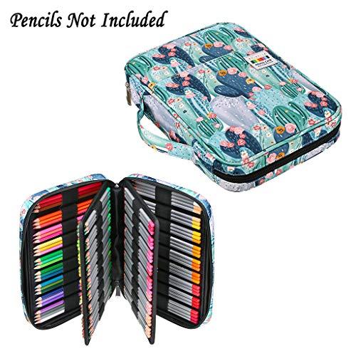 BTSKY Portable Colored Pencil Case - Colored Pencil