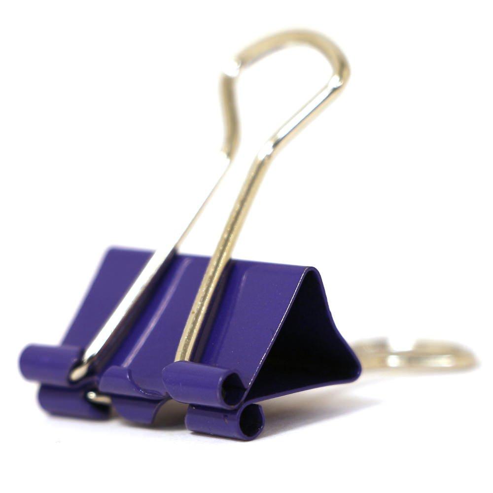 JAM PAPER Office Starter Kit - Purple - Stapler, Tape Dispenser, Staples, Paper Clips & Binder Clips - 5/Pack by JAM Paper (Image #7)