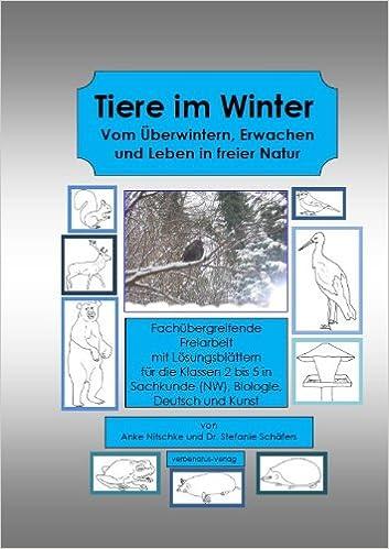 Tiere Im Winter Vom überwintern Erwachen Und Leben In Freier Natur