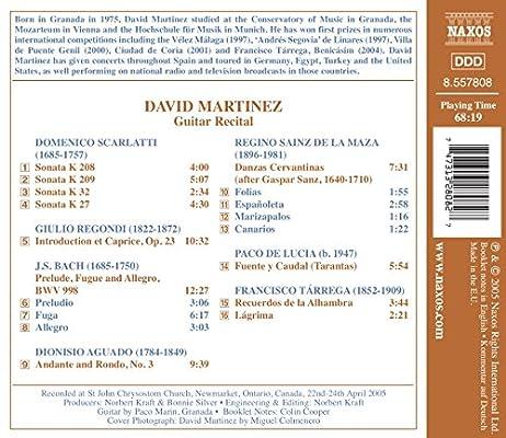 Recital De Guitarra: Amazon.es: Música
