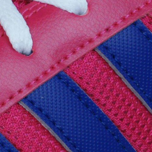 Sneaker Unisex Morado – Adidas Bambini Oscuro 6 Lk Trainer Fucsia Basse tPq4H