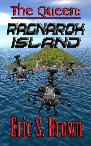 book cover of The Queen: Ragnarok Island