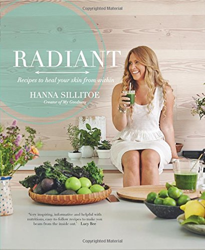 Radiant - Eat Your Way to Healthy Skin cover