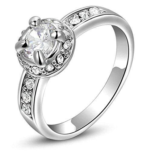 Womens Diamond Engagement Rings for sale