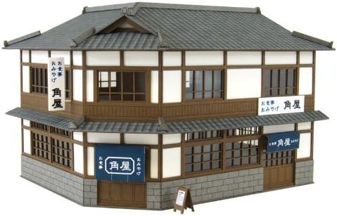 さんけい 1/80 情景シリーズ 街角のお店-6 MK05-32 ペーパークラフト
