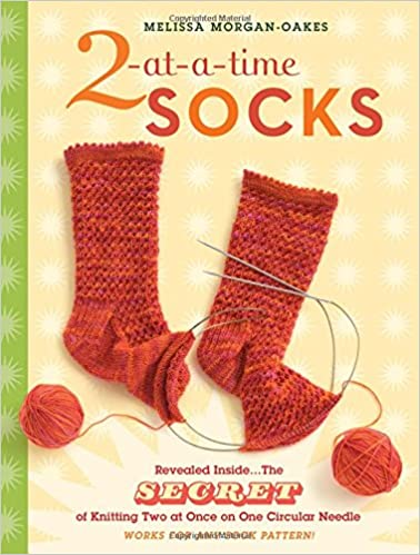 2 At A Time Socks Revealed Inside The Secret Of Knitting Two