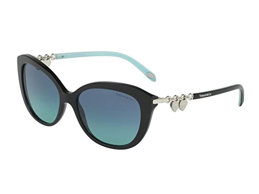 Tiffany TF4130 Sonnenbrille Schwarz 80019S 56mm COyca