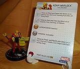 Adam Warlock - Marvel - Infinity Gauntlet HeroClix #001 - Limited Edition