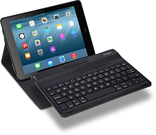 Targus VersaVu Folio Rotating Case with Removable Keyboard for iPad Air 2 (THZ540US) ()