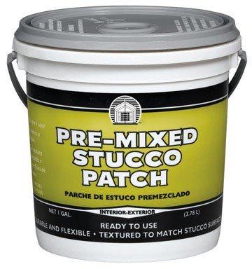 (Dap 60817 1 Gallon Pre-Mixed Stucco Patch)