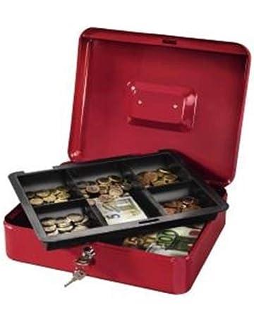 Hama 00050529 tiroir-caisse rojo