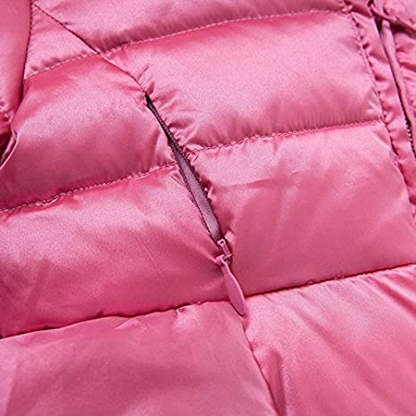 d1eab905c DAVE   BELLA Infant Baby Girls Kids Down Jacket children White Duck ...