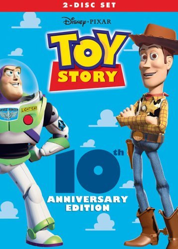 Toy Story 10th Anniversary Edition, 0th Anniversary Edition (DVD)