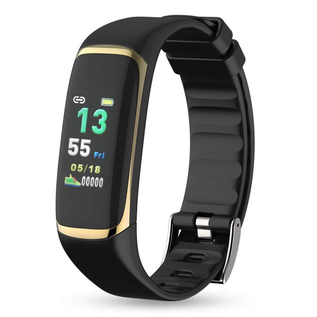 Amazon.com: Smart Watch, Fitness Tracker, Smart Bracelet HRV ...