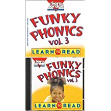 Funky Phonics®: Learn to Read, vol. 3