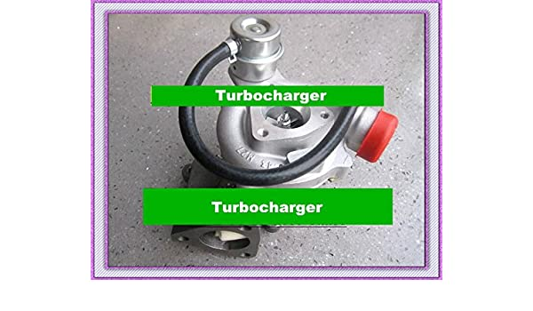 GOWE turbo para Turbo GT1749S 715843 28200 - 42600 715843 - 5001S 715843 - 0001 para Hyundai 1 Ton luz camión H-100 Van Starex D4BH 4d56tci 4D56 2,5 L: ...