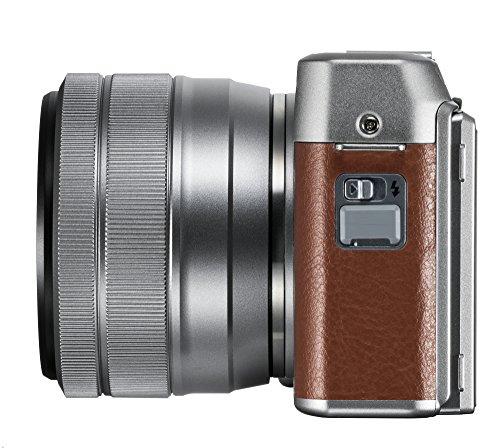 Fujifilm X-A5 Mirrorless Digital Camera w/XC15-45mmF3.5-5.6 OIS PZ Lens – Brown