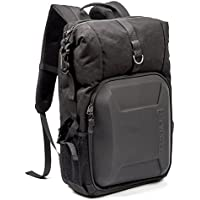 Evecase Shell DSLR Camera Bag Backpack, Laptop Waterproof...
