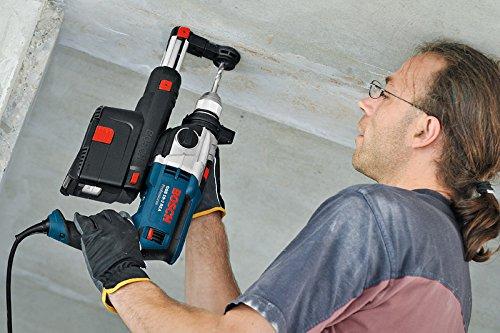 Bosch GSB 19-2 REA mit Staubabsaugung