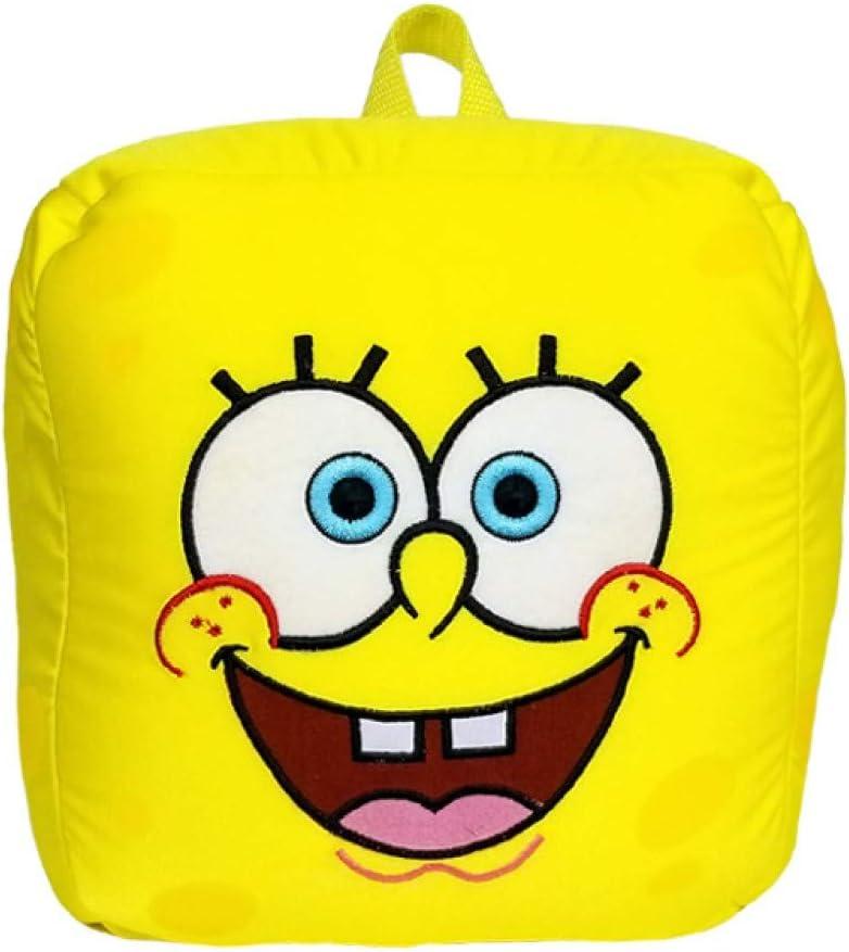 Nickelodeon Character 12 Backpack Spongebob Plush Backpack