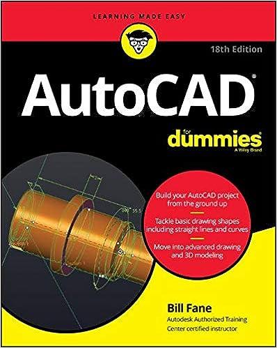 Amazon com: AutoCAD For Dummies (9781119580089): Bill Fane