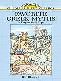 Favorite Greek Myths (Dover Children's Thrift Classics)