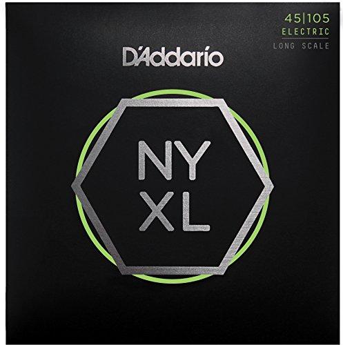 d addario bass strings - 4