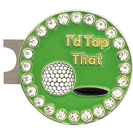 Giggle Golf Bling I d para grifo que marcador de pelotas de ...