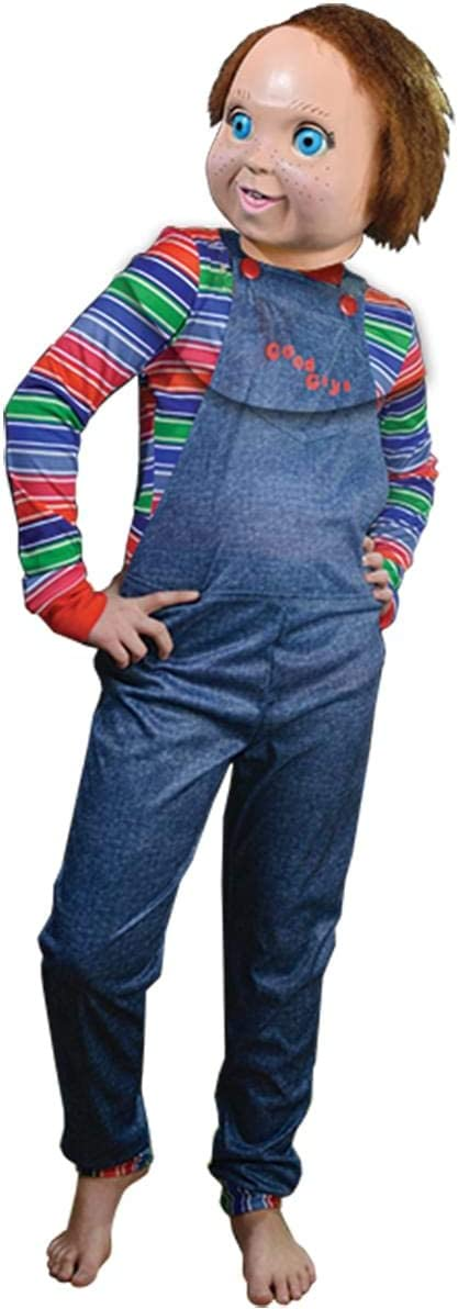 Disfraz de Chucky muñeco bueno para niño: Amazon.es: Juguetes y juegos