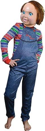 Disfraz de Chucky muñeco bueno para niño: Amazon.es: Juguetes y ...