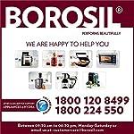 Borosil Super Jumbo 180° 2000-Watt Grill Sandwich Maker