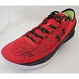Stephen Curry Autographed Under Armour Signed Basketball Shoe JSA COA 1