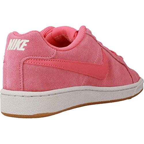 Court Rose 800 Gymnastique Nike Suede Coralsea Royale Chaussures De Light Femme Wmns sea Coralgum fUUWqTSg5
