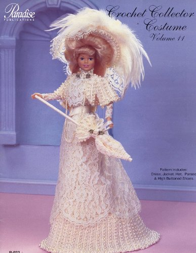 Paradise+Costumes Crochet - Crochet Collector Costume, Vol. 11: 1901 Wedding Reception