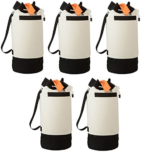 Extra-Capacity Laundry Duffle, Laundry Hamper, Carry Handles