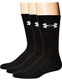 Mens Elevated Performance Crew Socks (3 Pack)