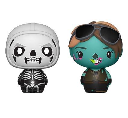 Funko 38034 Psh 2er Pack Fortnite Skull Ghoul Trooper Multi