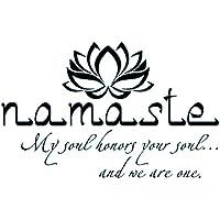 TrifyCore Pegatina de Pared 57 * 38cm Namaste